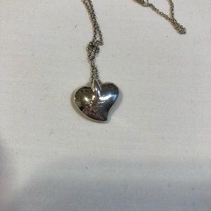 Tiffany & Co. Jewelry - Tiffany & Co Heart Necklace